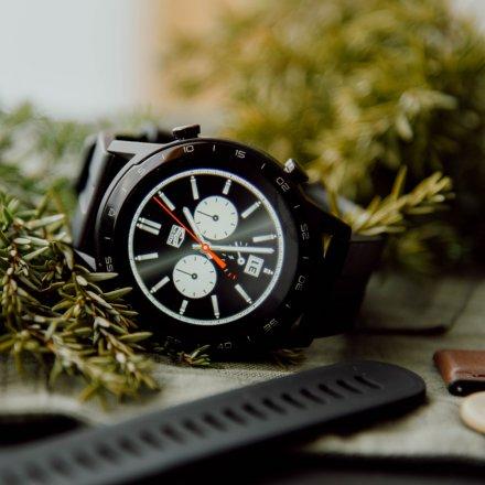 Smartwatch czarny Vector VCTR-32-22BK