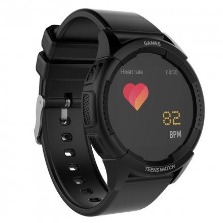 Smartwatch czarny Vector Kids VCTR-00-02BK