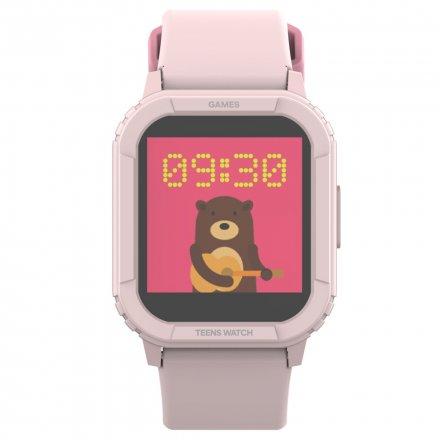 Smartwatch różowy Vector Kids VCTR-00-01PK