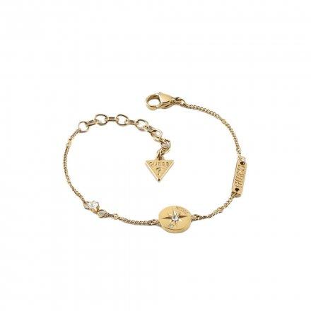 Biżuteria Guess damska bransoletka UBB20028-S