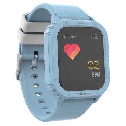 Smartwatch niebieski Vector Kids VCTR-00-01BL