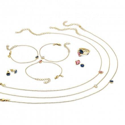 Naszyjnik Melano Friends Oval chain FN18SS40005 Black