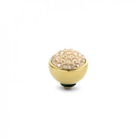 Element wymienny Meddy Melano Twisted TM74 Shiny 6 mm Złoty Light Colorado Topaz