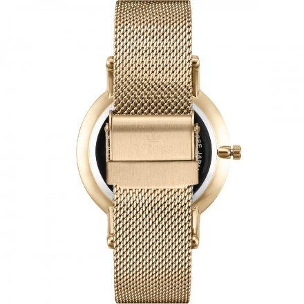 Zegarek damski G.Rossi złoty z bransoletką G.R10401B-3D1