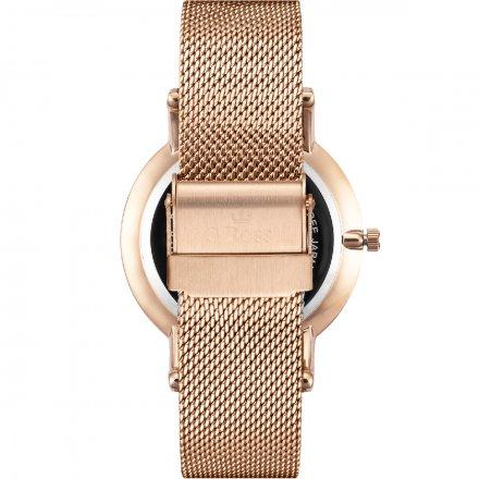 Zegarek damski G.Rossi różowozłoty z bransoletką G.R10401B-3D3