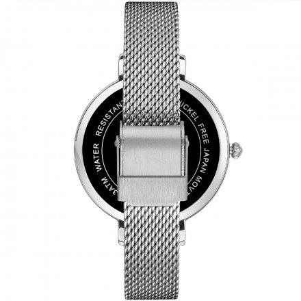 Zegarek damski G.Rossi srebrny z bransoletką G.R11389B3-3C1