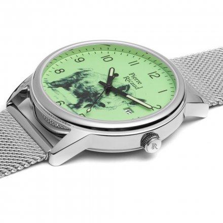 Zegarek Męski Pierre Ricaud P97234.512OWNQ Niemiecka Jakość