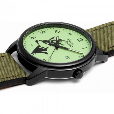 Zegarek Męski Pierre Ricaud P97234.B82OROQ Niemiecka Jakość