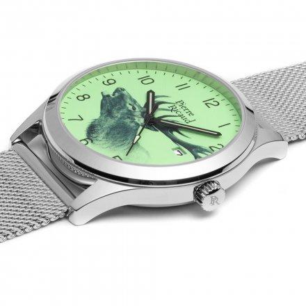 Zegarek Męski Pierre Ricaud P97240.512ORRQ Niemiecka Jakość