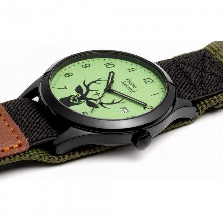 Zegarek Męski Pierre Ricaud P97240.B82OREQ Niemiecka Jakość