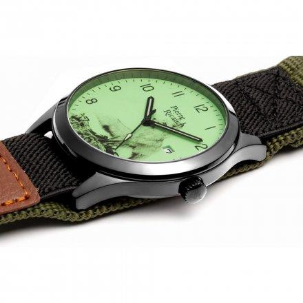 Zegarek Męski Pierre Ricaud P97240.S82OFXQ Niemiecka Jakość