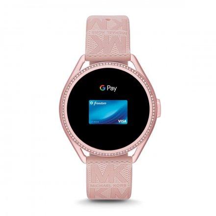 Różowy Smartwatch Michael Kors GEN 5E MKT5116 MKGO 2