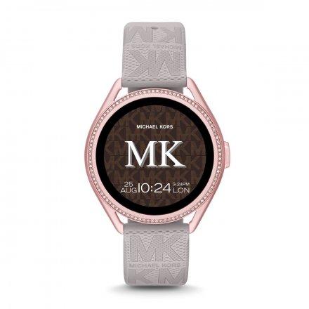 Szary Smartwatch Michael Kors GEN 5E MKT5117 MKGO 2