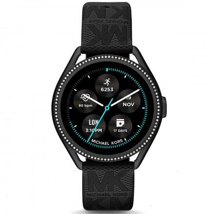 Czarny Smartwatch Michael Kors GEN 5E MKT5121 MKGO 2