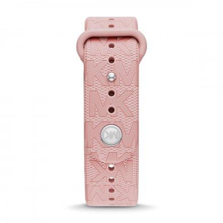 Różowy pasek Michael Kors MKT5116 20 mm