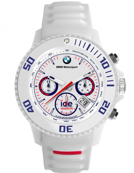 Zegarek Ice-Watch 000843 BM.CH.WE.BB.S.13 BMW Motorsport Chrono White