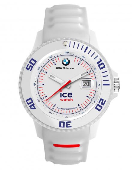 Zegarek Ice-Watch 000837 BM.SI.WE.B.S.13 BMW Motorsport Sili White