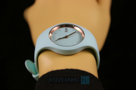 Zegarek Ice-Watch 001064 Ice.GL.AQ.S.S.14 Ice Glam Pastel Aqua Small
