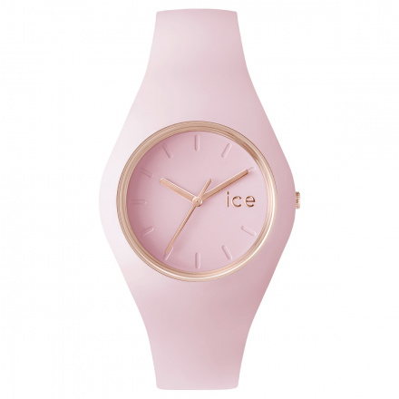 Zegarek Ice-Watch 001069 Ice.GL.PL.U.S.14 Ice Glam Pastel Pink Lady