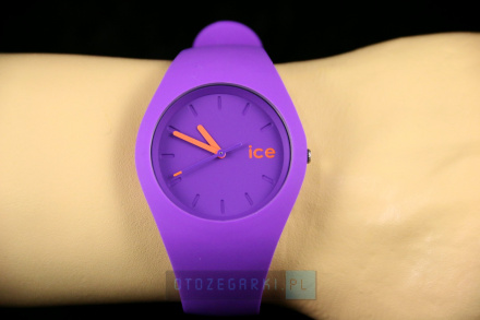 Zegarek Ice-Watch 001151 Ice.CW.PE.U.S.14 Ice Chamallow Purple Uni