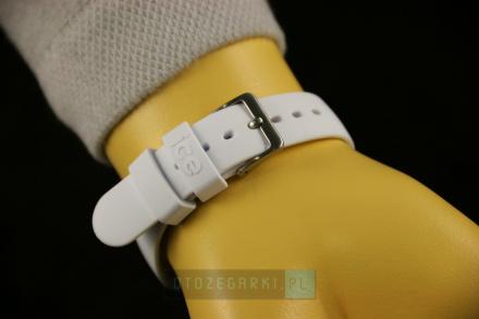 Zegarek Ice-Watch 000992 ICE.WE.S.S.14 Ice Ola White Black Small