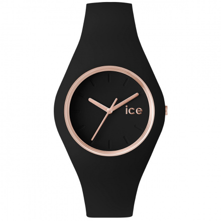 Zegarek Ice-Watch 000980 Ice.GL.BRG.U.S.14 Ice Glam Black rose gold
