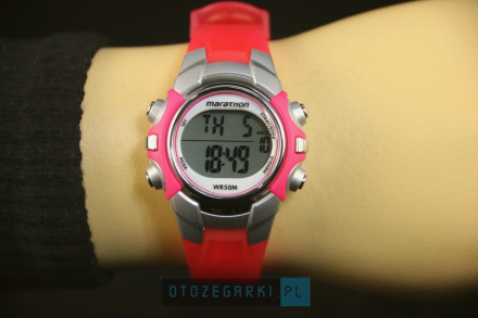 T5K808 Zegarek Damski Timex Marathon By Timex T5K808