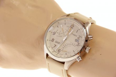 T2P382 Zegarek Męski Timex Intelligent Quartz Fly-Back Chronograph