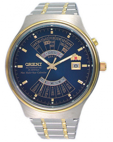 ORIENT FEU00000DW Zegarek Japońskiej Marki Orient EU00000D