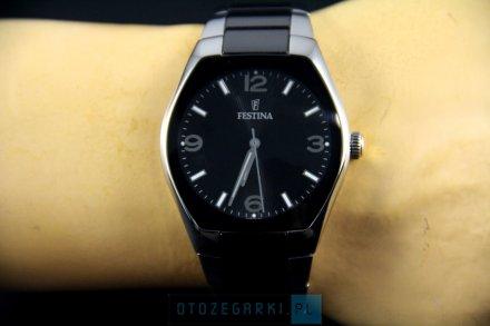 Zegarek Damski Festina F16532/2 Ceramic 16532/2