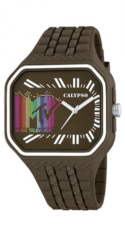 Calypso KTV5628/4 Zegarek Calypso MTV - KTV5628