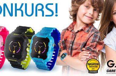 Do wygrania zegarek Garett Kids Star 4G!