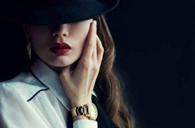 Zachwycająco piękne biżuteryjne tarcze zegarków