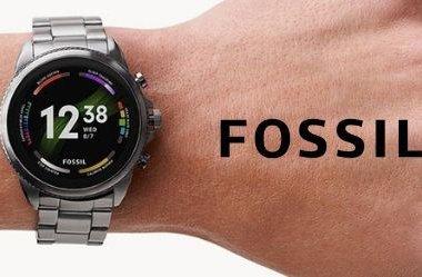 Smartwatch Fossil 6 generacja - prezentacja nowości