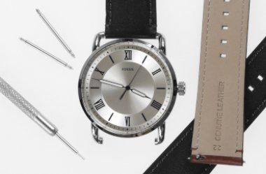 Jak wymienić pasek w zegarku? Pasek na standardowym teleskopie oraz wersji Quick Release z kuleczką