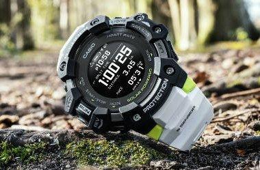 Casio G-Shock dla żyjących ekstremalnie