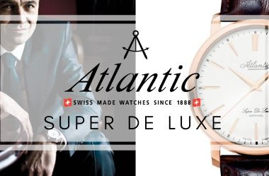 Super De Luxe - zegarki Atlantic w stylu retro