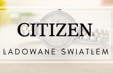 Citizen Eco-Drive - nowości na jesień z nowoczesnym mechanizmem