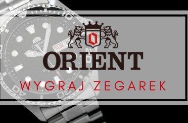Konkurs ☆ wygraj zegarek Orient FAA02004B9 ☆