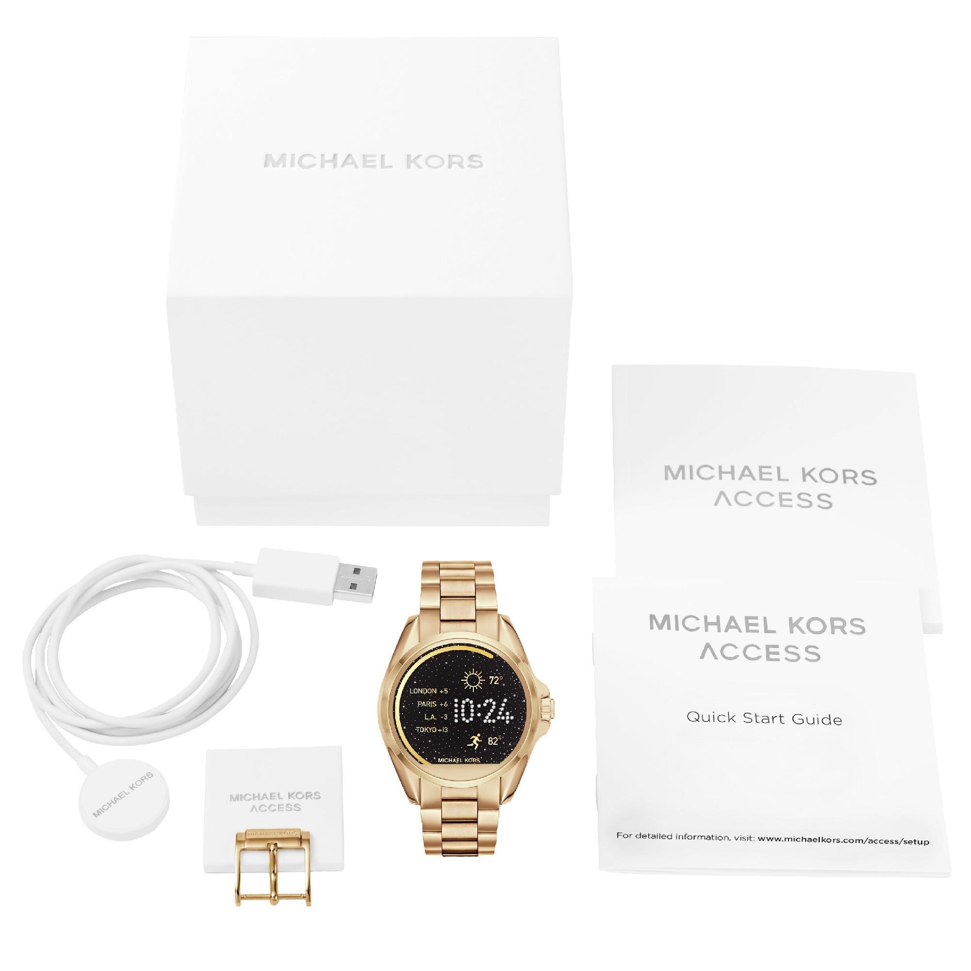 abd28b3a6bd22 Przy zakupie zegarka Michael Kors Access w naszym sklepie otrzymujesz:  oryginalny zegarek smartwatch,